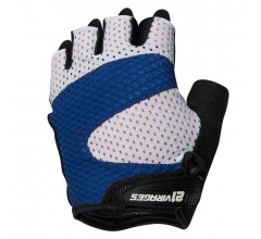 21Virages fietshandschoenen zomer unisex Blauw Wit / Summer cycling glove Airflow Blue white