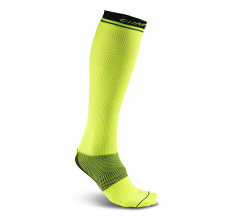 Craft Fietssokken Winter Unisex Fluo  / COMPRESSION SOCK FLUMINO