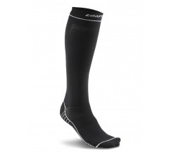 Craft Fietssokken Winter Unisex Zwart  / COMPRESSION SOCK BLACK