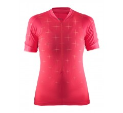 Craft Belle Glow jersey W / Fietsshirt Dames Push