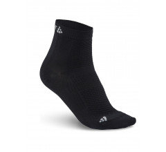Craft Fietssokken Winter Unisex Zwart  / COOL MID SOCK BLACK