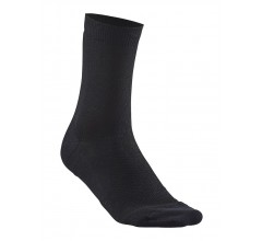 Craft Cool High Sock / Fietssokken Zwart