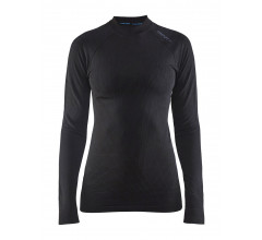 Craft Ondershirt Lange mouwen Dames Zwart  / ACTIVE INTENSITY CN LS W BLACK