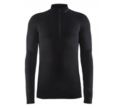 Craft Ondershirt Heren Zwart  / ACTIVE INTENSITY ZIP M BLACK