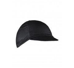 Craft Fietspetje Unisex Zwart  - RACE BIKE CAP BLACK/BLACK