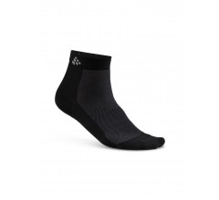 Craft Fietssokken Winter Unisex Zwart  / GREATNESS MID 3-PACK SOCK BLACK
