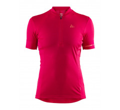 Craft Fietsshirt Dames Roze  / POINT JERSEY W JAM/BOOST
