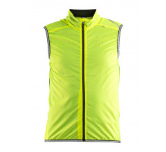 Craft Windstopper Mouwloos Heren Fluo Zwart / LITHE VEST M FLUMINO/BLACK