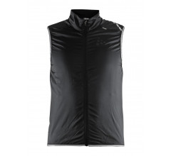 Craft Windstopper Mouwloos Heren Zwart  / LITHE VEST M BLACK