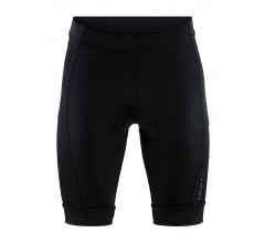 Craft Fietsbroek kort zonder bretels Heren Zwart  / RISE SHORTS M BLACK