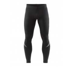 Craft Fietsbroek lang zonder bretels Heren Zwart  / IDEAL THERMAL TIGHTS M BLACK