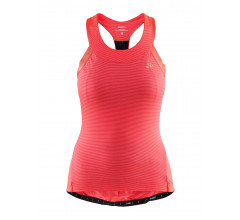 Craft Fietsshirt Dames Roze  / HALE GLOW SINGLET W BOOST/CRUSH