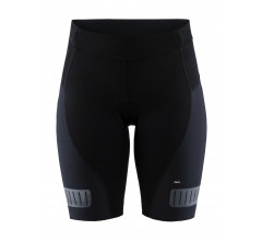 Craft Fietsbroek kort zonder bretels Dames Zwart  / HALE GLOW SHORTS M BLACK