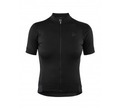 Craft Fietsshirt Dames Zwart  / ESSENCE JERSEY W BLACK