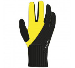 Craft Fietshandschoenen Winter Unisex Fluo Zwart - ALL WEATHER GLOVE FLUMINO BLACK
