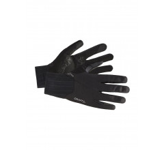 Craft Fietshandschoenen winter unisex Zwart / ALL WEATHER GLOVE BLACK