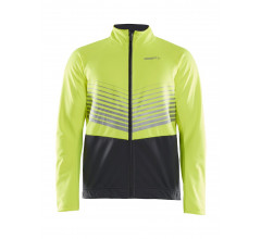Craft Fietsjack Heren Fluo Grijs / IDEAL JKT M FLUMINO/ASPHALT