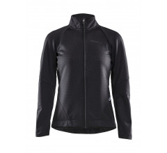 Craft Fietsjack Dames Zwart / IDEAL JKT W BLACK