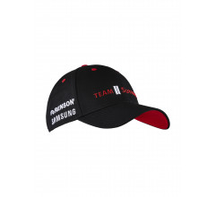 Craft Podiumpet Unisex Zwart Rood / TEAM SUNWEB PODIUM CAP BLACK