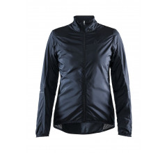 Craft Windstopper Jacket Dames Zwart  - ESSENCE LIGHT WIND JKT W BLACK