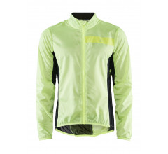 Craft Windstopper Jacket Heren Fluo  - ESSENCE LIGHT WIND JKT M FLUMINO