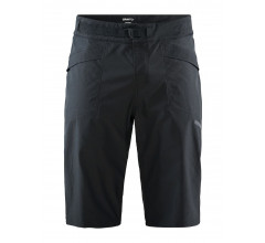 Craft Fietsbroek MTB Kort zonder Zeem Heren Zwart  - SUMMIT XT SHORTS M BLACK