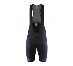 Craft Fietsbroek met Bretels Kort Heren Zwart Grijs - SPECIALISTE BIB SHORTS M BLACK/GREY