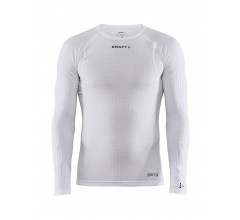 Craft Ondershirt Lange Mouwen Heren Wit - ACTIVE EXTREME X RN LS M WHITE