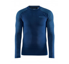 Craft Ondershirt Lange Mouwen Heren Blauw - ADV WARM FUSEKNIT INTENSITY LS M BEAT LAZER