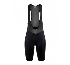 Craft Koersbroek Dames Zwart Zwart - CORE ENDUR BIB SHORTS W BLACK BLACK