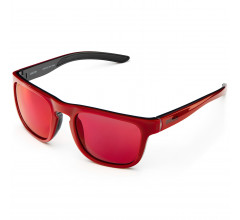 Briko Casual zonnebril unisex Rood - Doctor Mirror Color HD Sunglasses Sh Mt Cry Red -Krm3