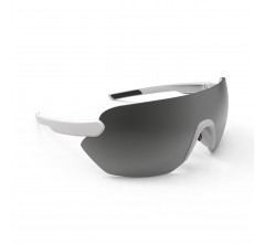 Briko Fiets zonnebril unisex Wit - STARLIGHT 3 LENSES Off White -SM3Y0Y1
