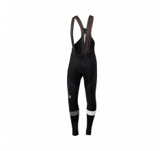 Sportful Fietsbroek lang Heren Zwart Wit / SF Bodyfit Pro Bibtight-Black/White