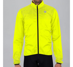Sportful Fietsjack Heren Fluo  - REFLEX JACKET YELLOW FLUO