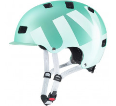 Uvex Fietshelm Urban Chrome  Unisex - UV Helmet 5 Bike Pro-Chrome