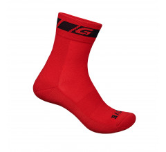 GripGrab Fietssokken Winter Unisex Rood - Merino Winter Sock Red