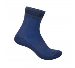 GripGrab Fietssokken Winter Unisex Blauw - Merino Winter Sock Navy