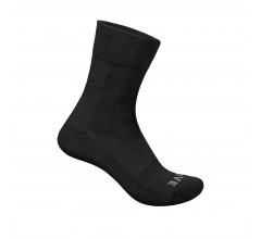 GripGrab Fietssokken Winter Unisex Zwart - Thermolite Winter Sock SL Black