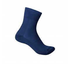 GripGrab Fietssokken Winter Unisex Blauw - Thermolite Winter Sock SL Navy