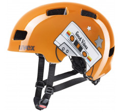Uvex Fietshelm Urban Oranje  Unisex - UV Hlmt 4-Orange Tape