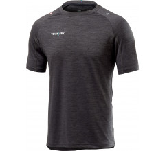 Castelli Casual T-Shirt Heren Grijs - CA INEOS Tech T-Shirt Dark Gray Melange