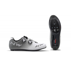 Northwave Race fietsschoenen Heren Wit Grijs /  REVOLUTION WHITE/GREY