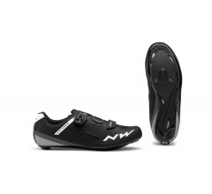 Northwave Race fietsschoenen Heren Zwart  /  CORE PLUS WIDE BLACK