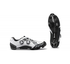 Northwave MTB fietsschoenen Heren Wit  /  GHOST XCM WHITE