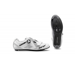 Northwave Race fietsschoenen Heren Wit  /  STORM WHITE