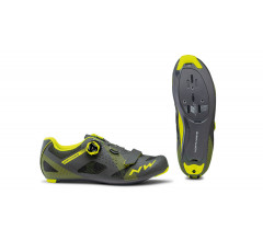 NORTHWAVE STORM 2 Anthracite/Yellow Fluo
