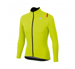 Sportful Fietsjack Heren fluo / SF Fiandre Ultimate 2 Ws Jacket-Yellow Fluo