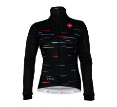 Castelli Winterjack Dames Zwart - WINTER W JACKET BLACK