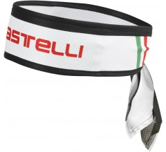 CASTELLI Headband / Haarband wit