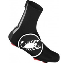 Castelli Overschoenen Heren Zwart  - CA Diluvio  2 All-Road Shoecover Black